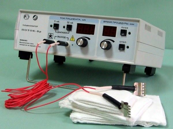 Гальванизация и электрофорез в домашних условиях для детей: что это, аппараты